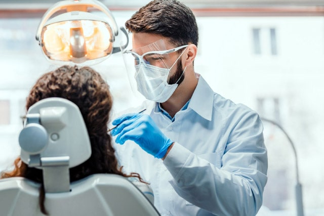 COVID-19 e cure dentali